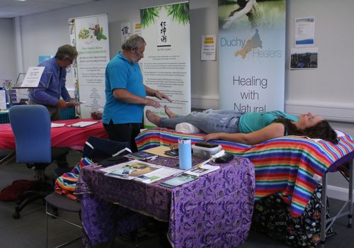 Healing Light Festival Duchy Healers Assn Therapist