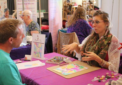 Healing Light Festival Reader Cerisia Ta'Torin
