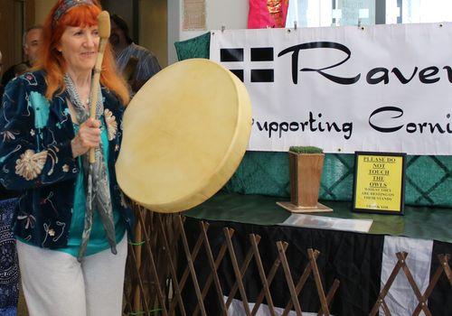Healing Light Festival workshop Carolyn Bowyer
