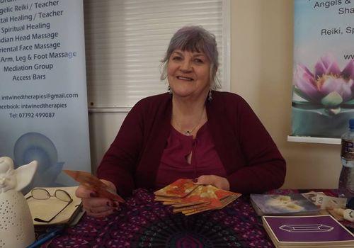 Healing Light Pamela Goodall reader