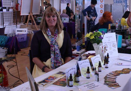 The Healing Light Festival Reader Gail Ward
