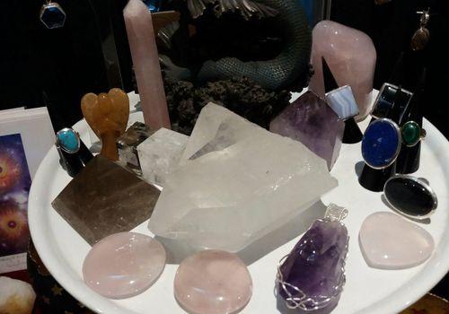 Healing Light Festival exhibitor JOY