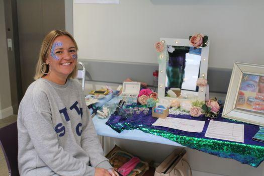 Healing Light Festival Emma Bell-Face Painting