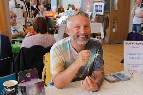 The Healing Light Festival Reader Ricky Whitemore