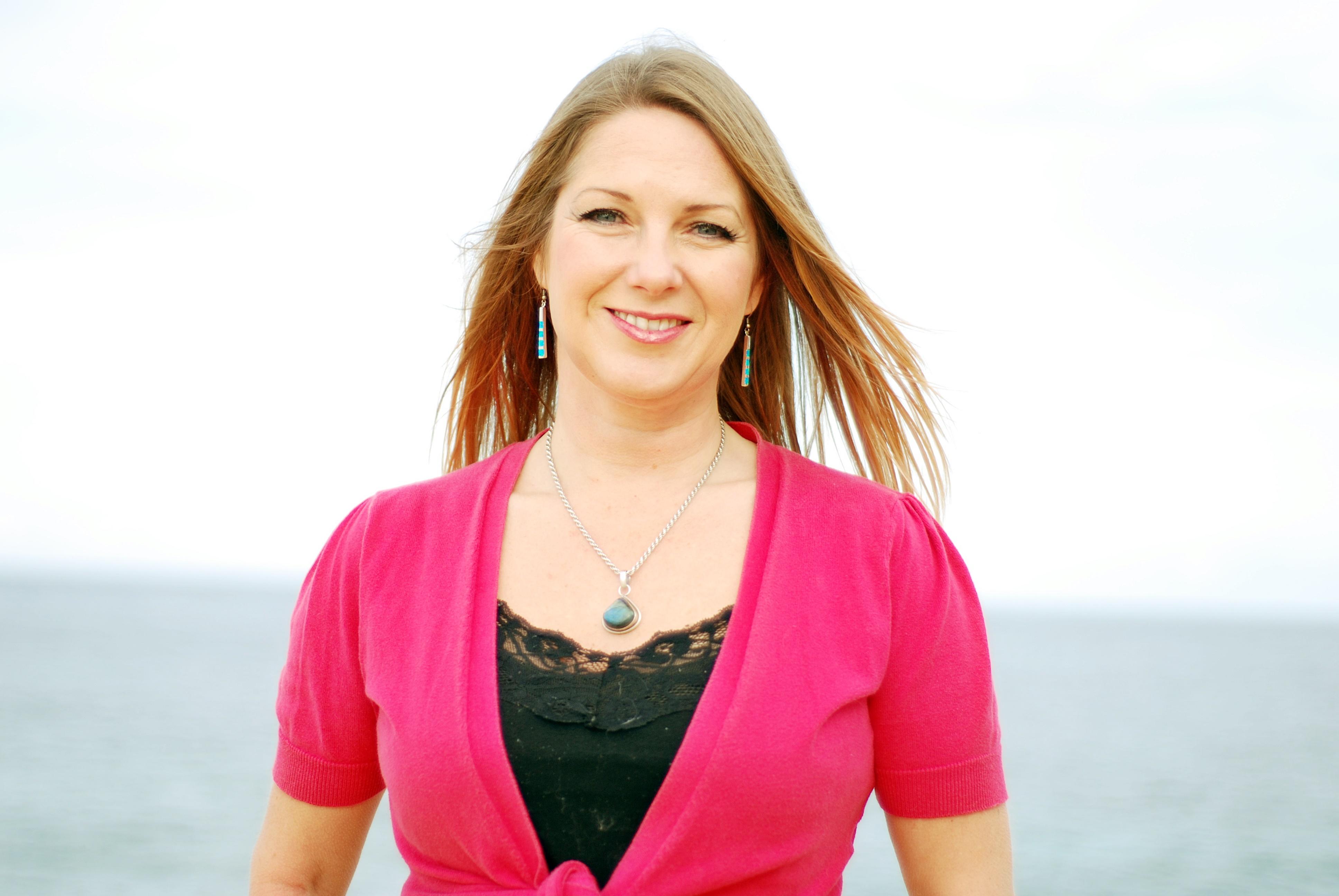 Healing Light Festival Therapist Philippa King
